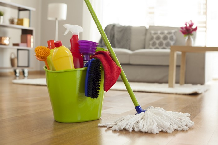 5 Ways To Deep Clean Your House
